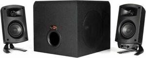 Klipsch Pro Media 2.1 THX Speakers - Black