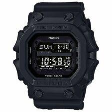 Casio G-Shock Mens Tough Solar Mud Resistant Black Out Watch GX56BB-1