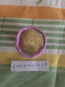 1 rouleau 2 euro commemorative italie 2009