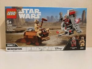 Lego Star Wars T-16 Skyhopper vs Bantha Microfighters (75265) Retired Product