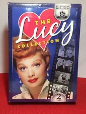 THE LUCY COLLECTION (2-DVD Set,2012,Television Marathon,20 Episodes)NEW-Free S&H