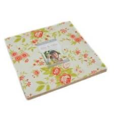 "Ella & Ollie Layer Cake Moda Fabric Quilt 10"" Squares 20300lc Fig Tree"