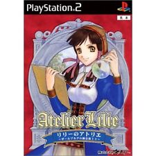 Used PS2 Lilie no Atelier: Salburg no Renkinjutsushi Import Japan 3