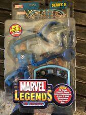Mr. Fantastic Marvel Legends Series V Action Figure New 2003 Toy Biz