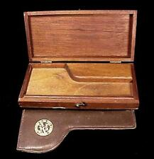 Vintage Industrial Engineering Co Inc Machine Tools Box Ind-L Way Wooden Wood
