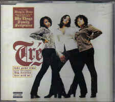 Tre-Take Your Time cd maxi single