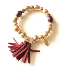 New Chicos Beads Bracelet Elastic Gift Fashion Women Party Holiday Show Jewelry