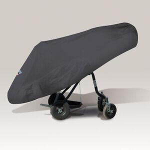 Gris Imperméable Chariot Rangement Protection Housse Tony Kart X30 Rotax Otk