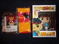 Funko Pop! Gamestop Exclusive Street Fighter 8-Bit RYU Black Friday Mystery Box