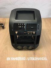 VW Polo 9N Mittelkonsole 6Q0858069Q Radioschacht Blende