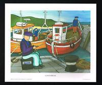A Friendly Game//Cards//N//Irish Art Group//Fine Print//Martin Laverty//Ireland//New