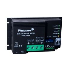 Dual Battery Solar Charge Controller Smart Duet 9 (by Votronic) for campers