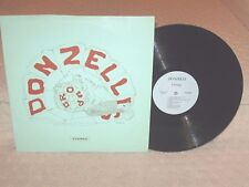 Donzelli's Group S/T LP Signed!!! Lounge/Prog Made In Italy Stereo LP Ex Cond