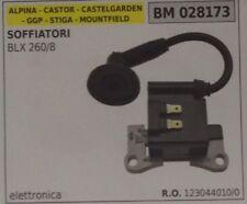 106138 (ex 106129) BOBINA SOFFIATORE GGP STIGA MOUNTFIELD BLX 260/8