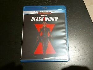 Marvel Black Widow blu ray movie Scarlett Johansson Avengers