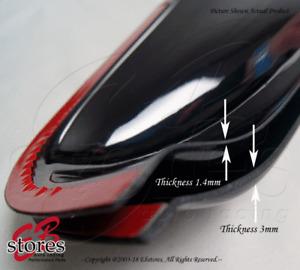 Sunroof Moon Shield Visor 1080mm Dark Smoke 3mm For 1999-2000 Cadillac Escalade