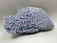 Grape Agate or Purple Chalcedony Natural Mineral Specimen Indonesia #2