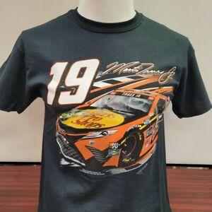 Martin Truex Jr #19 Bass Pro Shops 2021 Camry Nascar Driver T-Shirt