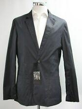Men's River Island Unlined Black Blazer Style Jacket (M).. Sample 6081