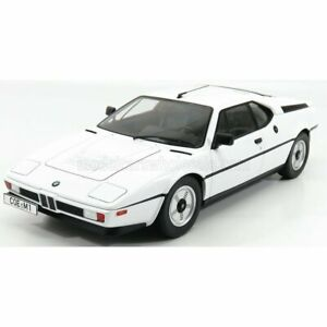 Kk Scale BMW M1 1978 White 1:12