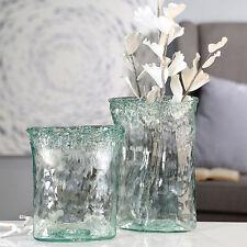 Vases moderne en verre pour la décoration intérieure de la maison