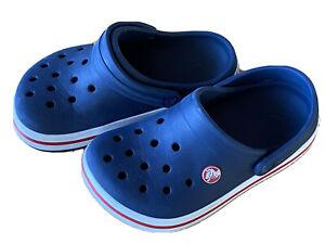 CROCS Kids´Classic Clog, Gr. EU 32-33 (J1), Farbe: blau, Navy Pepper gebraucht