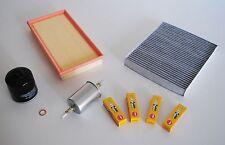Inspektionspaket Inspektionskit Filterset VW Fox 1,4  55 KW  75 PS  BKR
