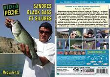 Sandres black bass silures Méquinenza avec Laurent Jauffret - Pêche des carnassi