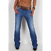 New Diesel Bootzee stretch Damen Jeans Hose W L 25 26 28 29 30 31 32 34 bootcut