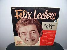 FELIX - FELIX LECLERC et sa Guitare