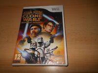 Star Wars: der Klonkriege - Republic Heroes Wii NEU OVP