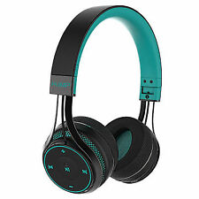 BlueAnt Pump Soul Bluetooth Wireless Sport Headphones - Teal