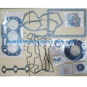 New Full Gasket Set for Shibaura N843 N843L Case IH Ford New Holland Perkins