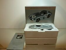 MINICHAMPS MERCEDES BENZ 300 SLR LE MANS - 1955 - 1:24 - VERY GOOD IN BOX