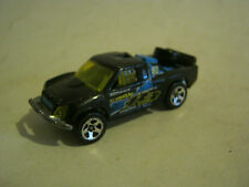 Hot Wheels Black Off Road #53 R3 Goodyear, dated 2004, Vg condition (Eb8-26)