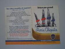 advertising Pubblicità 1981 BANANE CHIQUITA