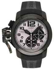 Graham Chronofighter Oversize Black Arrow  Men's Watch - 2CCAU.S01A.K92N