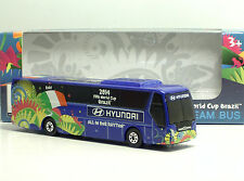 Bburago FIFA 2014 HYUNDAI National Team Bus ITALY - METAL Scala 1:94