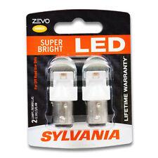 Sylvania ZEVO Front Inner Turn Signal Light Bulb for Volkswagen Passat dq