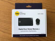 Yale Smart Living Digital Door Viewer Memory + - DDV 4500 - Brand New Sealed (A)