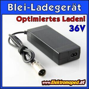 Ersatzteil Elektro-Scooter 36V 1,6A Ladegerät für Blei-Batterie Output 43.2V