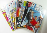 Valiant MAGNUS ROBOT FIGHTER(1991)#1 3 4 6 8-11 Coupons VF/NM (9.0) Ships FREE!
