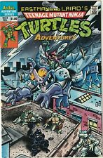 Archie Eastman and Laird's TMNT Adventures #8 1st print (Feb. 1990) Mid Grade