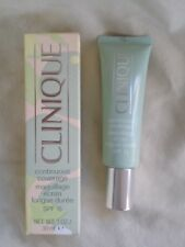 Clinique Continuous Coverage SPF 15  Creamy Glow Makeup foundation # 8 nib