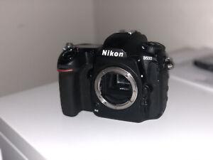 Nikon D500 20,9 Mpix Appareil Photo Reflex Numérique  - Noir (Boîtier Nu)
