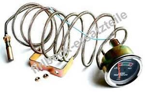 Fernthermometer für wassergekühlte Motoren/