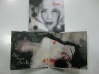 Christina Rosenvinge CD Spanisch Lo Unsere 2015 Klappcover Unterzeichnet Por