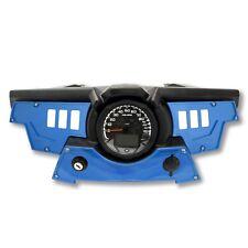 Polaris RZR Dash Switch Plates kit Fits All XP 1K XP 1000 Blue