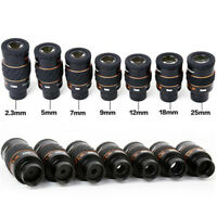 "1.25"" Celestron X-Cel LX Eyepiece Barlow Lens 2.3MM/5MM/7mm/9MM12MM/18MM/25MM"