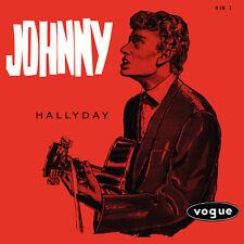 CD Johnny Hallyday - Johnny (Vogue Made In Hollande)